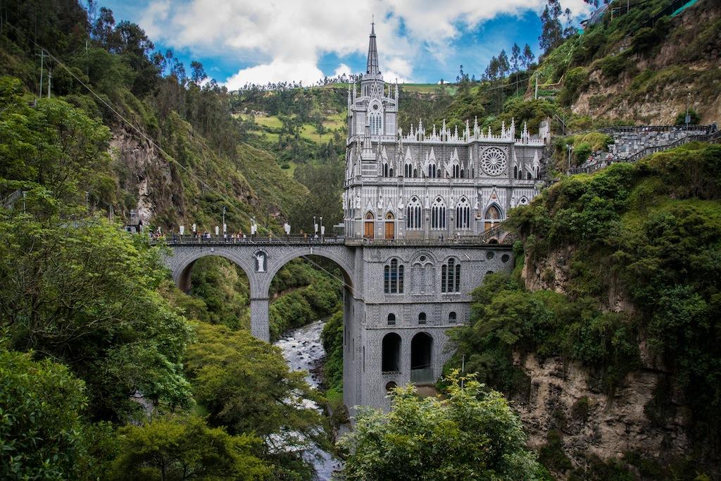 Colombia, Las Lajas Sanctuary