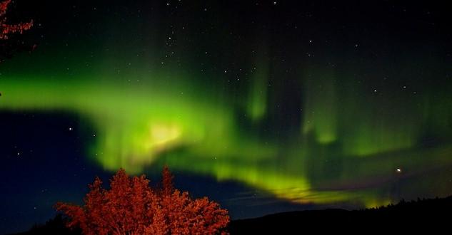 Canada,Tchesinut Lake (1)