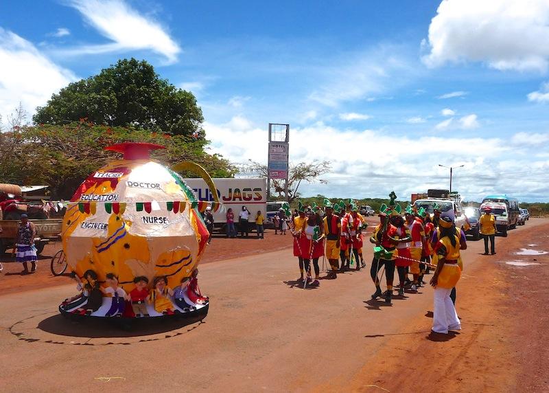 Guyana, Lethem; Mash 2013 (3)