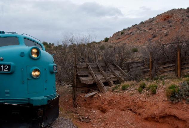 Wilderness Railroad 3