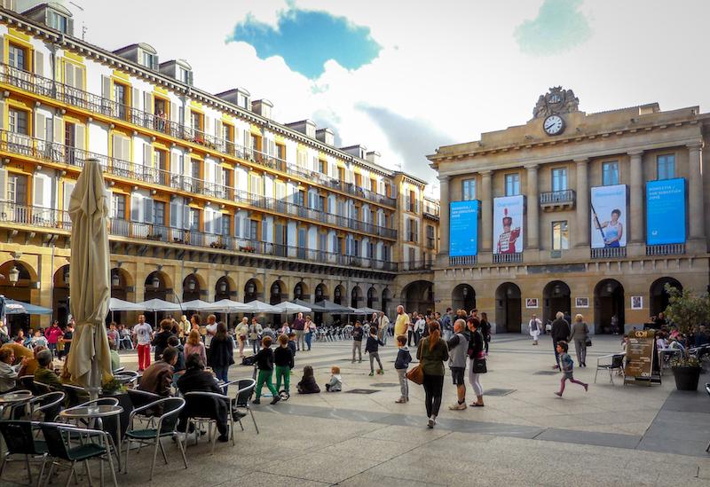 Spanje: San Sebastián (4)