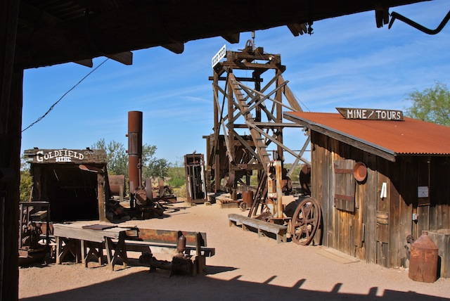 Goldfield Ghost Town 7