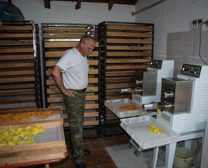 Paraguay, Altos; Hasta la Pasta