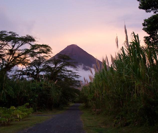 Costa Rica,Arenal Volcano National Park(1)