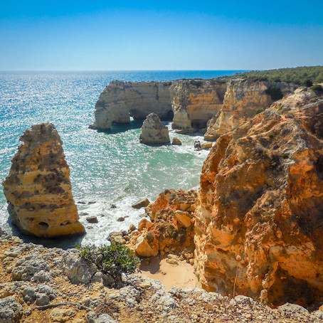 Magische rust in de Algarve