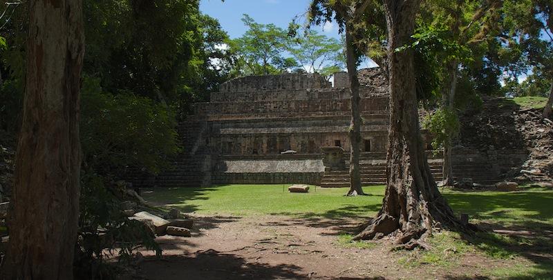 Honduras, Copan Ruines (9)