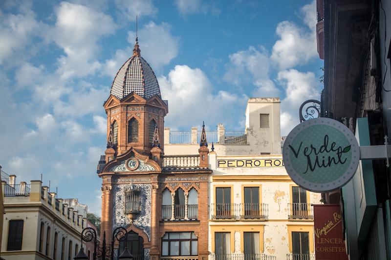 Spanje: Sevilla (8)