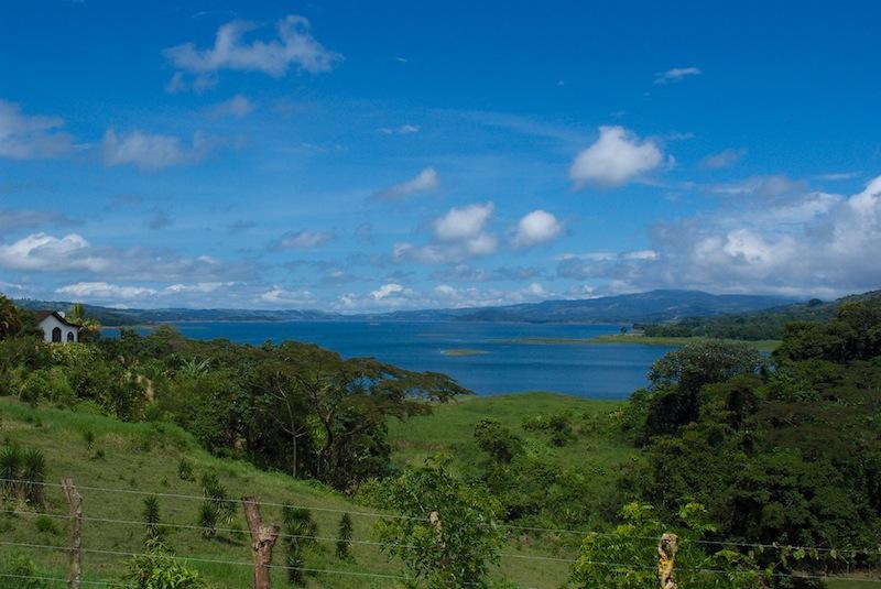 Costa Rica,Lago Arenal (1)