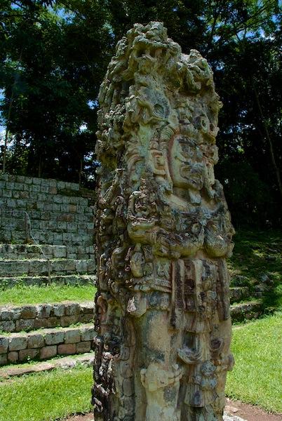Honduras, Copan Ruines (1)