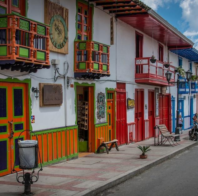 Colombia, Salento (2)
