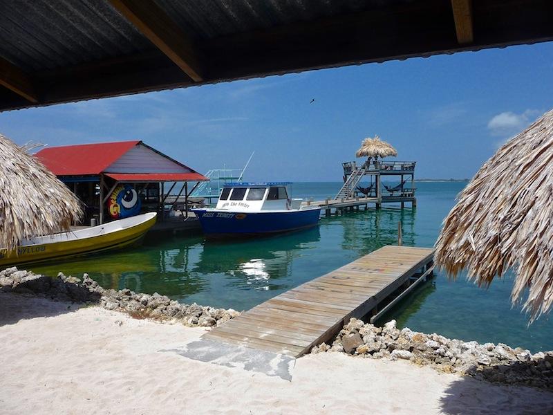 Honduras, Utila ; Diving course (5)