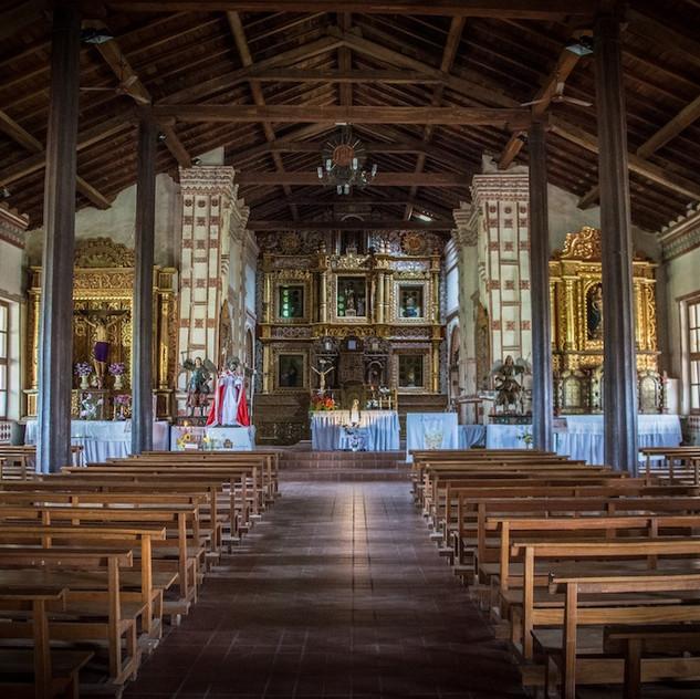 Bolivia, Jesuit Missions of Chiquitos; San José de Chiquitos (3)