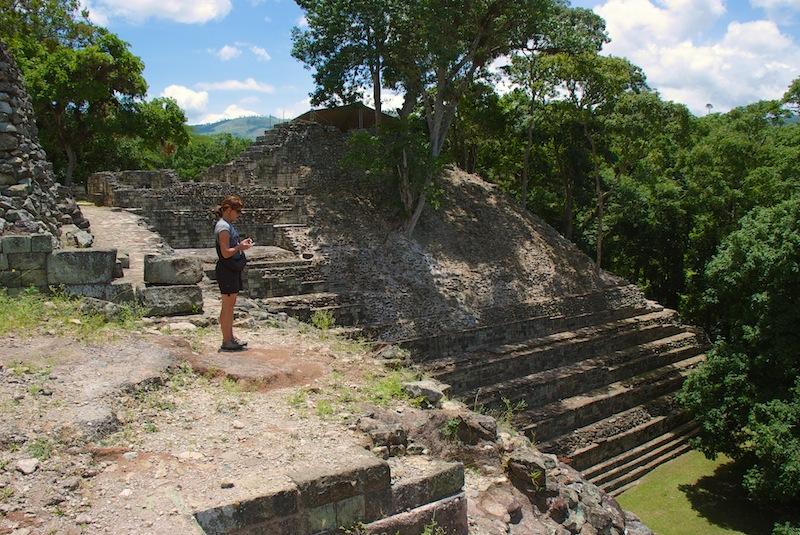 Honduras, Copan Ruines (7)