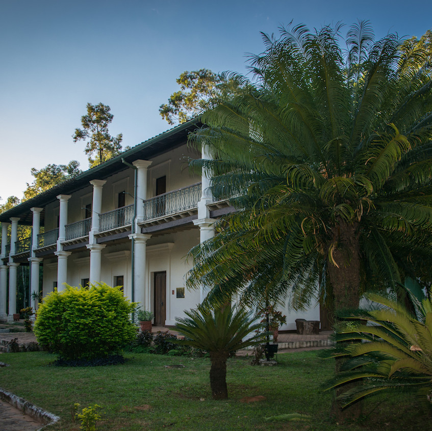 Paraguay, Asunción; Jardin Botanico (1)