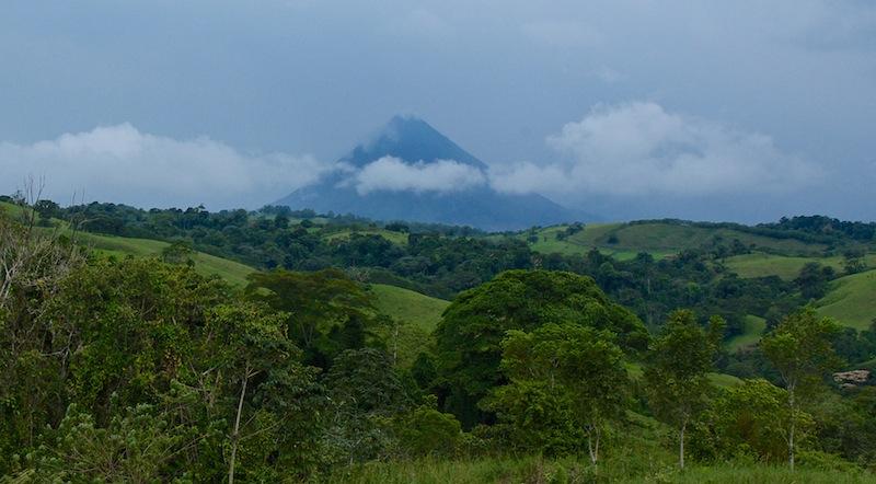 Costa Rica,Lago Arenal (5)