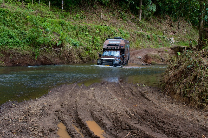Costa Rica,On the road to Drake Bay