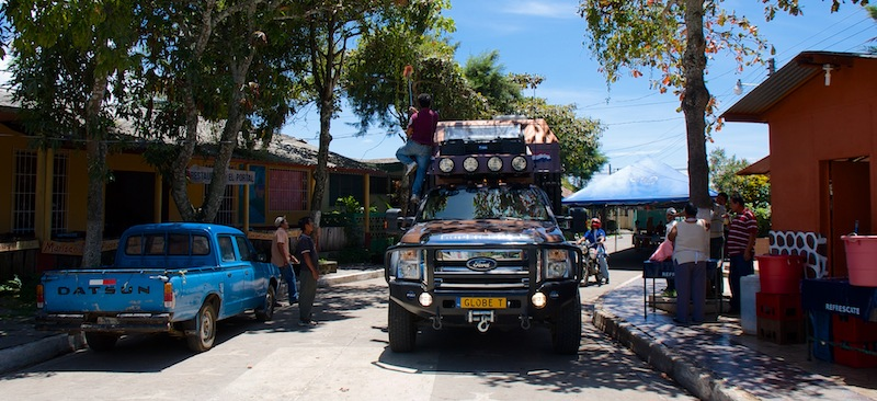El Salvador, Alegria (1)