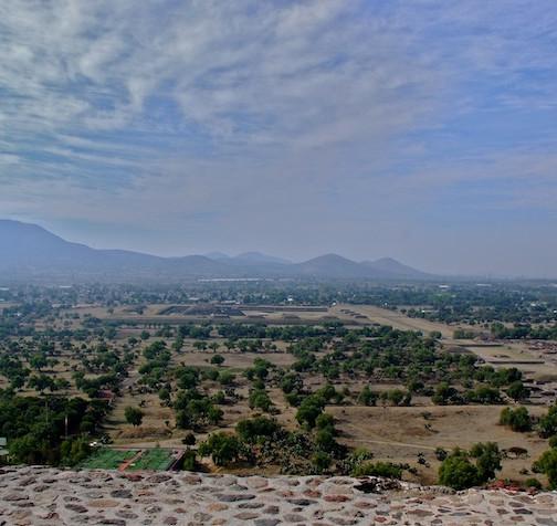 Mexico, Pyramids Teotihuacán (2)