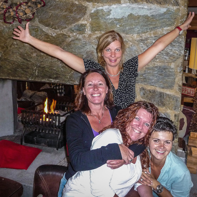 Holanda, Rockanje; Friends (2)