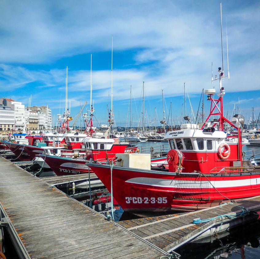Spanje: A Coruña (5)