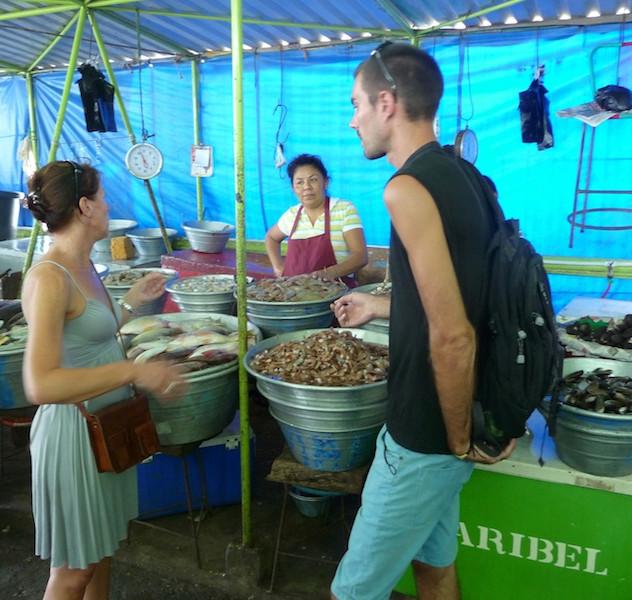 El Salvador, La Libertad on the pier (5)