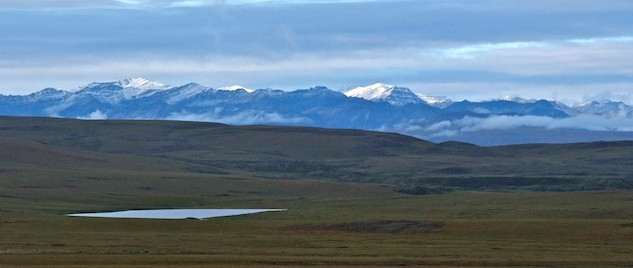 Alaska, view Dalton Highway