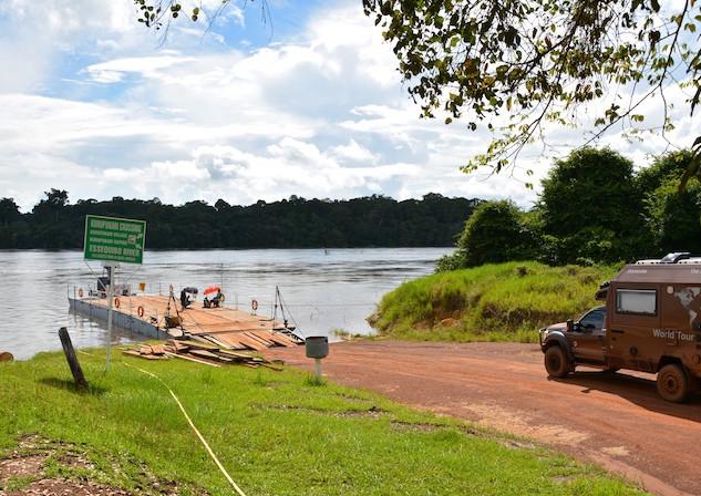 Lethem Trail, Kurupukari Crossing (1)
