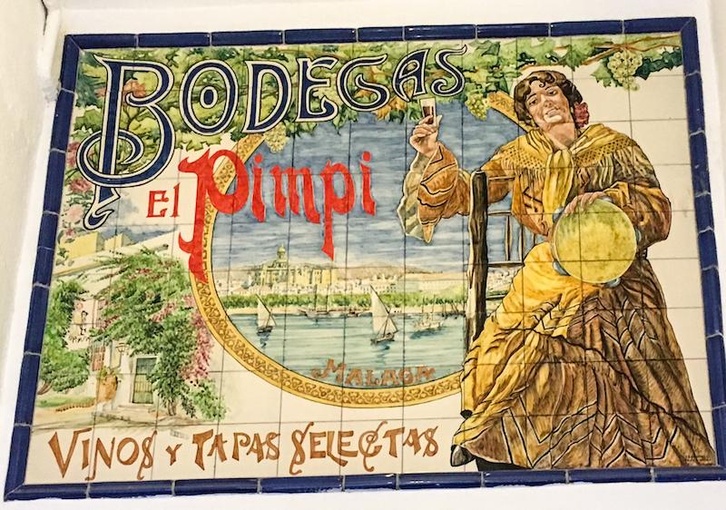 Spanje: Málaga (3)