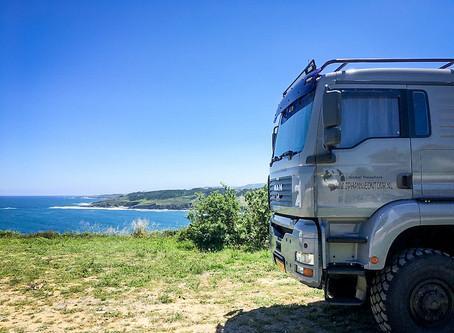 Van de Camino in Spanje naar de Port in Portugal