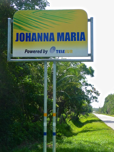 Suriname, my name!