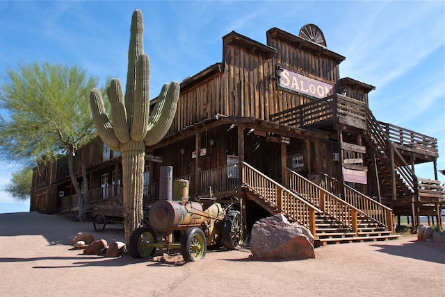 Goldfield Ghost Town 9
