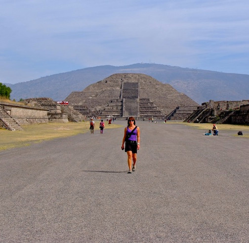 Mexico, Pyramids Teotihuacán (4)