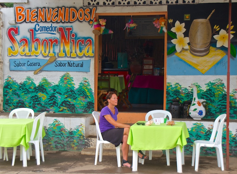 Nicaragua; Laguna Apoyo_ Hannie on Terras