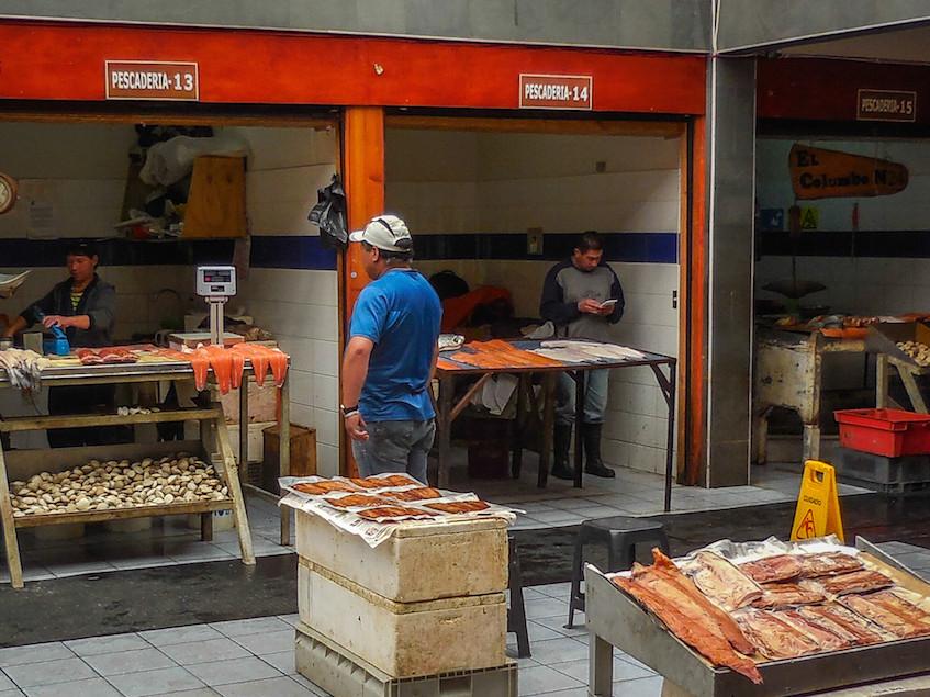 Chili, Chiloé; Ancud (2)