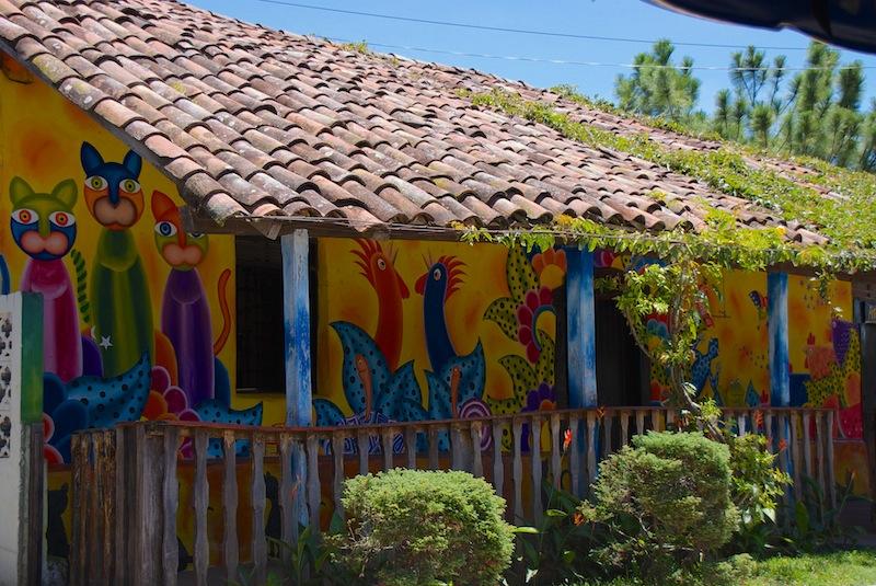 El Salvador, Alegria (2)