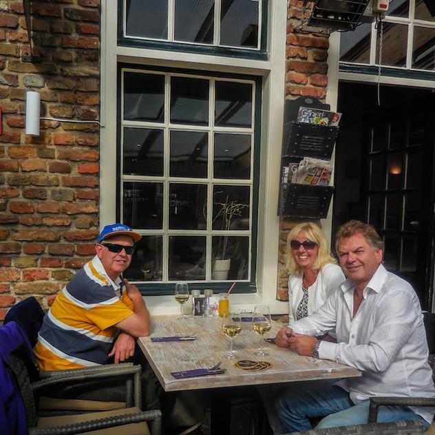 Holanda, Domburg; Friends (2)