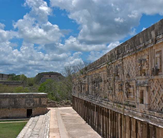 Mexico, Ruins Uxmal (4)