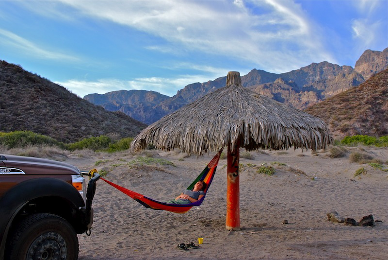 Mexico, Baja California Sur, Playa Escondido (1)