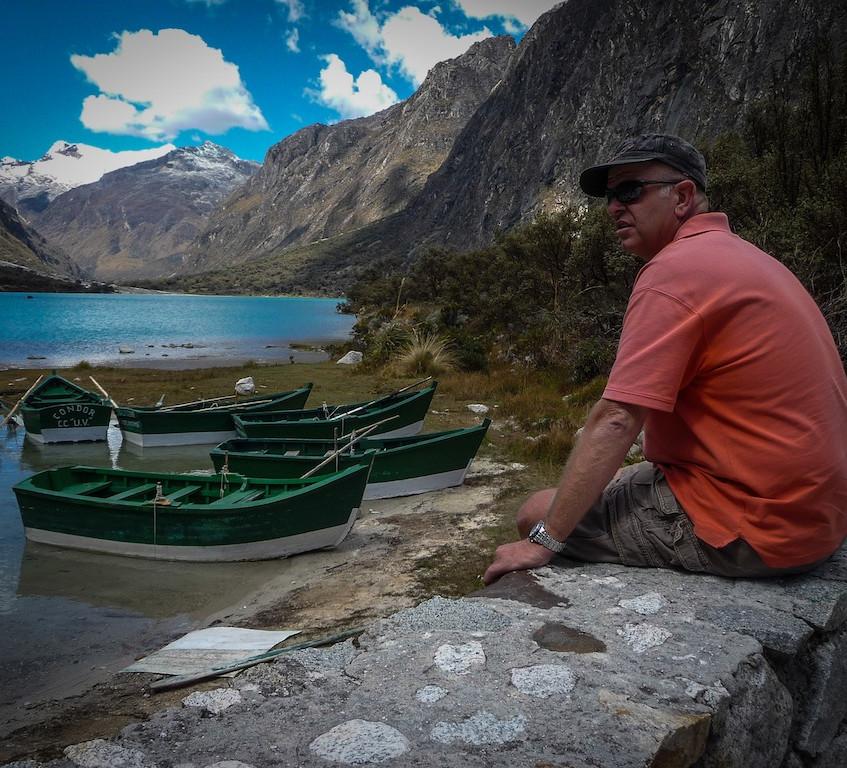 Peru, Laguna Llanganuco (2)
