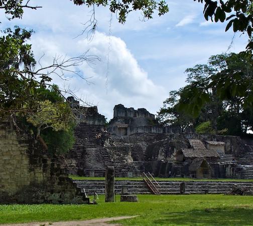 Guatemala, Tikal (2)