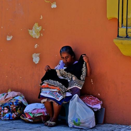 Mexico, Oaxaca; El Centro (7)