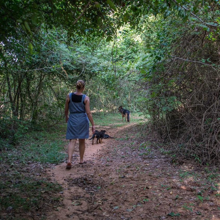 Paraguay, San Ignacio; campground (8)