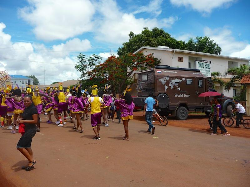 Guyana, Lethem; Mash 2013 (2)