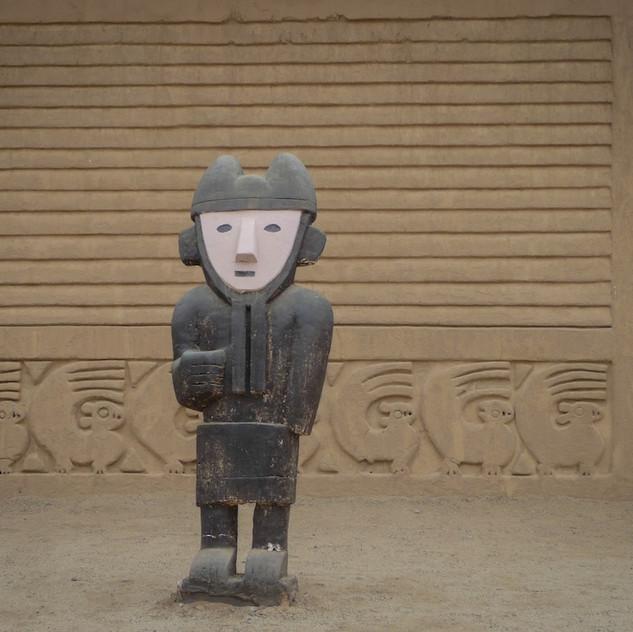 Peru, Trujillo; archeological site (4)