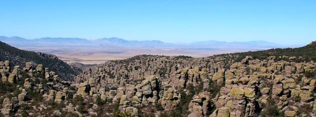 Chiricahua National Monuments 3
