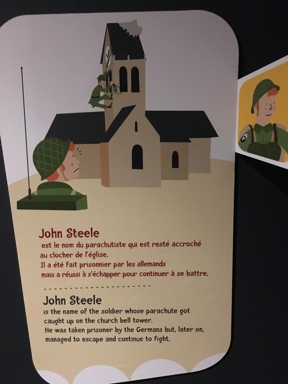 Frankrijk: Sainte Mère Eglise, Airborne Museum (2)