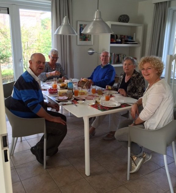 Holanda, Kamperland; Family (2)