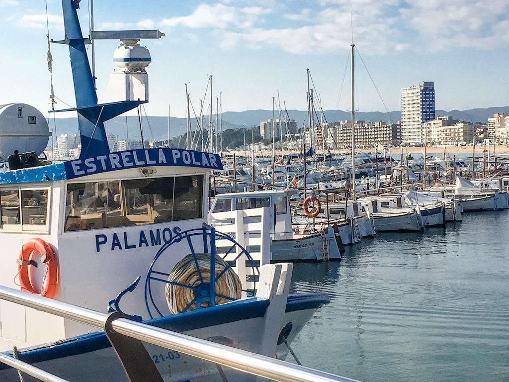 Spanje-Palamós (1)