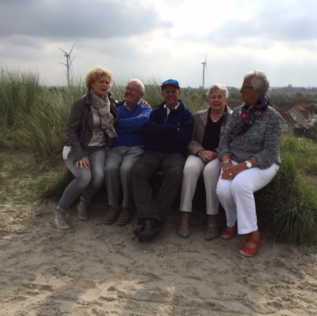 Holanda, Kamperland; Family (1)