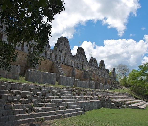 Mexico, Ruins Uxmal (6)